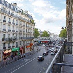 Hôtel Faubourg 216-224 - vue sur la rue