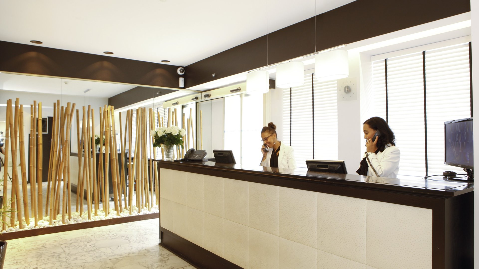 Sure Hotel by Best Western Paris Gare du Nord - réception