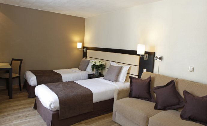 Sure Hotel by Best Western Paris Gare du Nord - chambre