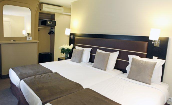 Hôtel Faubourg 216-224 - chambre